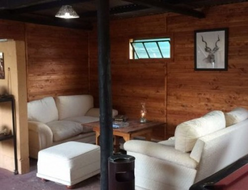 Kudu Ridge Game Lodge Upgrades