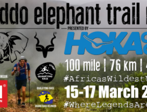 2019 Addo Elephant Trail Run Accommodation